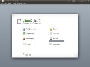 Perangkat aplikasi perkantoran dari Libre Office