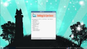 Daftar nama pengembang Distro BIOS v.1