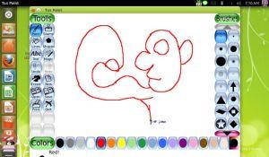 Linux Paint