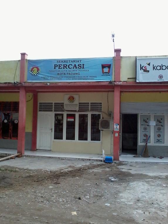 Kantor PERSACI Kota Padang