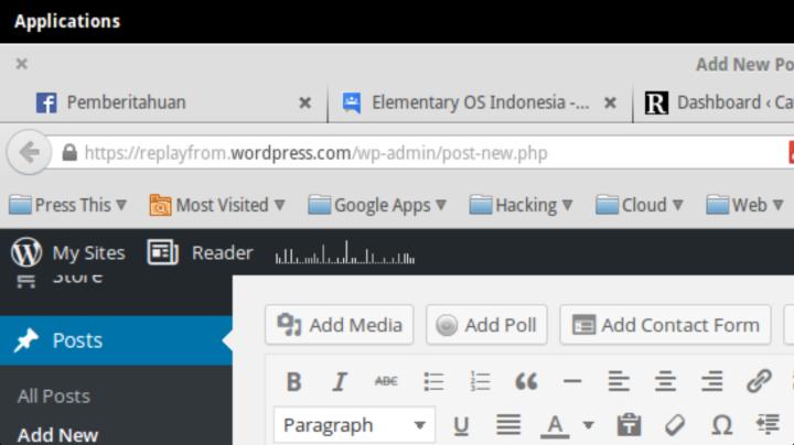 Zoom In untuk melihat lebih jelas alamat URL website